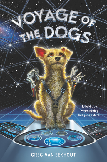 Voyage of the Dogs - cover