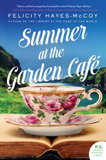 Summer at the Garden Cafe - A Novel - cover