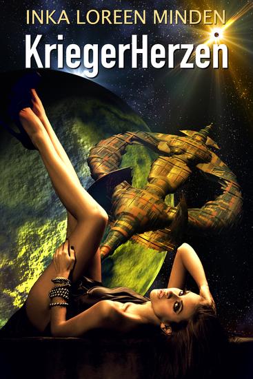 KriegerHerzen - Sci-Fi-Romance - cover