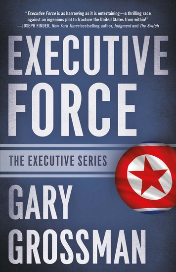 Executive Force - cover