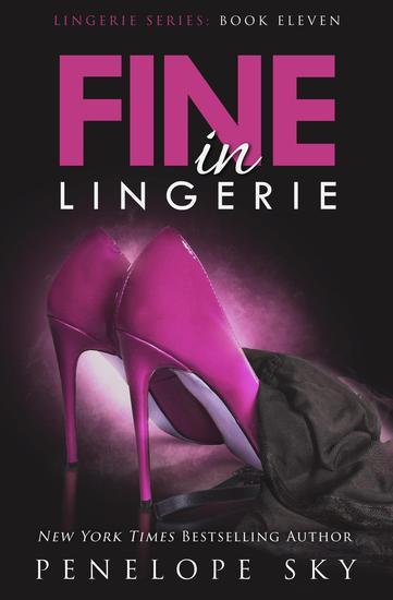 Fine in Lingerie - Lingerie #11 - cover