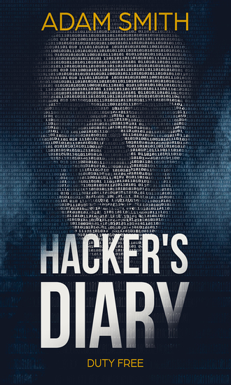 Hacker's Diary - Duty Free - cover