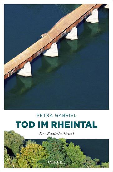 Tod im Rheintal - Der Badische Krimi - cover