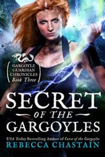Secret of the Gargoyles - cover