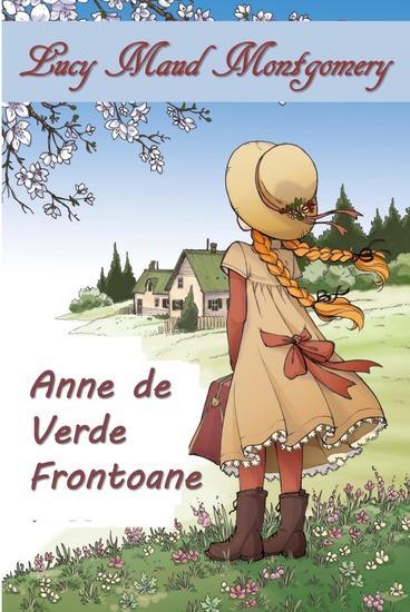 Anne de Gable Verde - Anne of Green Gables Romanian edition - cover