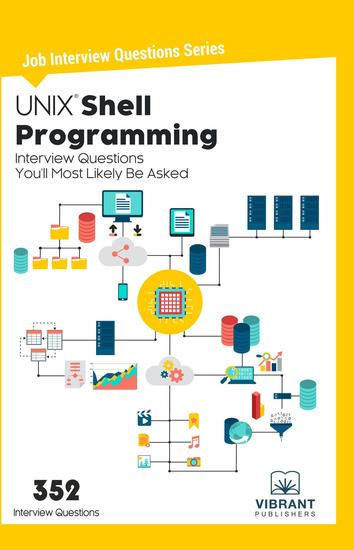 UNIX Shell Programming Interview Questions You'll Most Likely Be Asked - cover