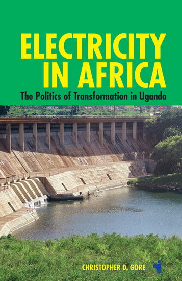 Electricity in Africa - The Politics of Transformation in Uganda - cover