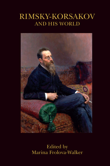 Rimsky-Korsakov and His World - cover