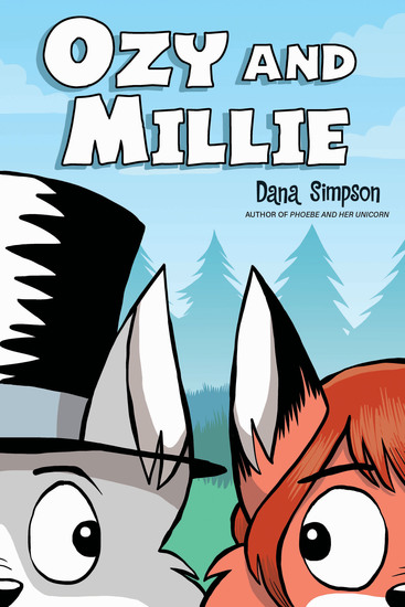 Ozy and Millie - cover