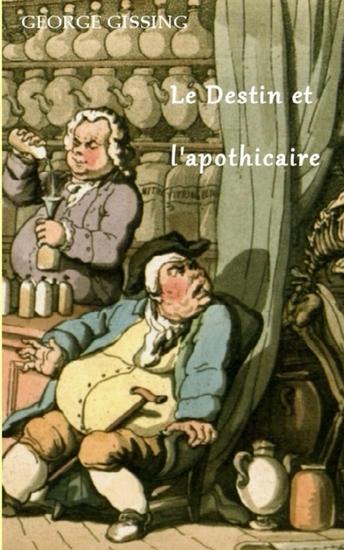 Le Destin et l'apothicaire - cover