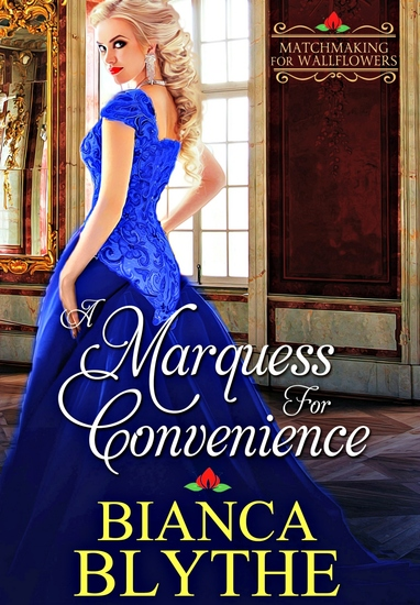 A Marquess for Convenience - cover
