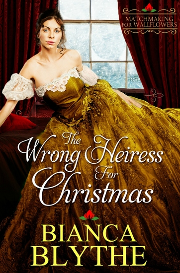 The Wrong Heiress for Christmas - cover