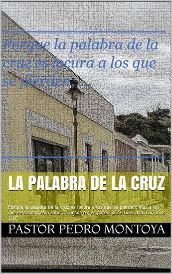 La Palabra de La Cruz - cover
