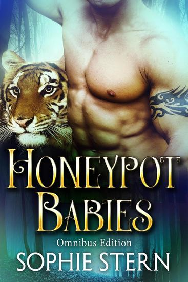 Honeypot Babies Omnibus Edition - cover