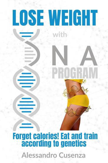 LOSE WEIGHT with DNA Program - cover