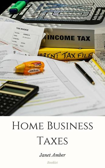Home Business Taxes: The Basics - cover