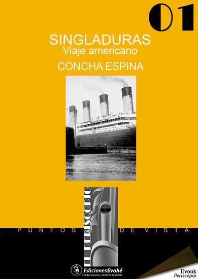 Singladuras Viaje americano - cover
