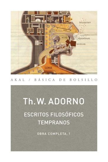 Escritos filosóficos tempranos - Obra completa 1 - cover