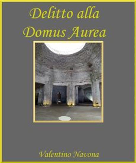 Omicidio nella Domus Aurea - cover