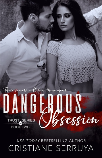 Dangerous Obsession - Shades of Trust - cover