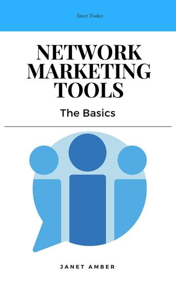 Network Marketing Tools: The Basics - cover