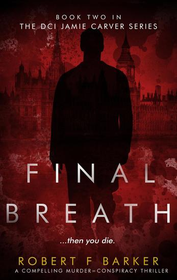 Final Breath - The DCI Jamie Carver Series #2 - cover