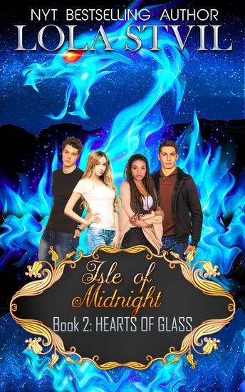 Isle Of Midnight: Hearts Of Glass (Isle Of Midnight Series Book 2) - Isle Of Midnight #2 - cover