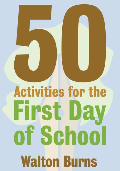 50 Activities for the First Day of School - Teacher Tools #1 - cover