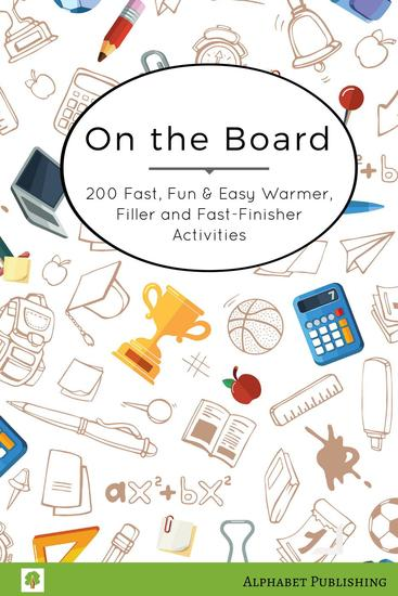 On the Board - cover