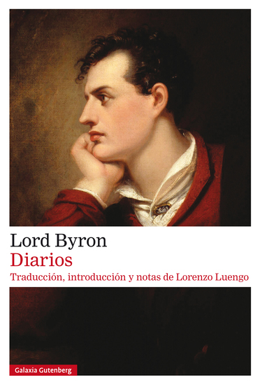 Diarios Lord Byron - cover