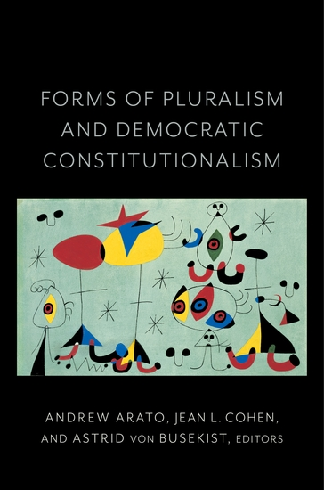 Forms of Pluralism and Democratic Constitutionalism - cover