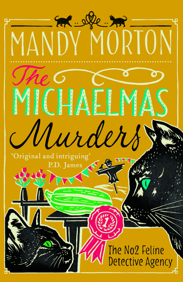 The Michaelmas Murders - cover