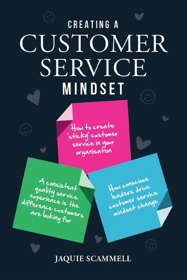 Creating a Customer Service Mindset - cover