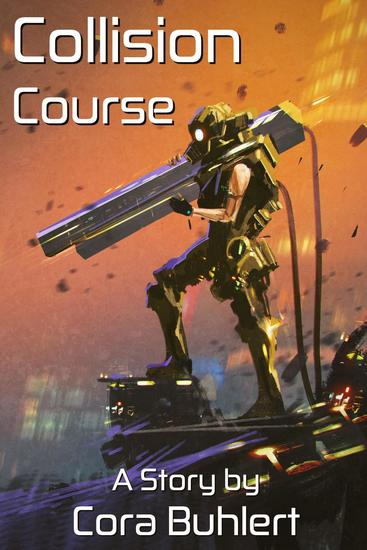 Collision Course - In Love and War #6 - cover
