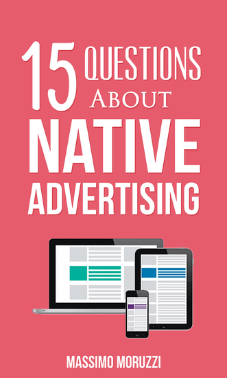 15 Questions About Native Advertising - cover