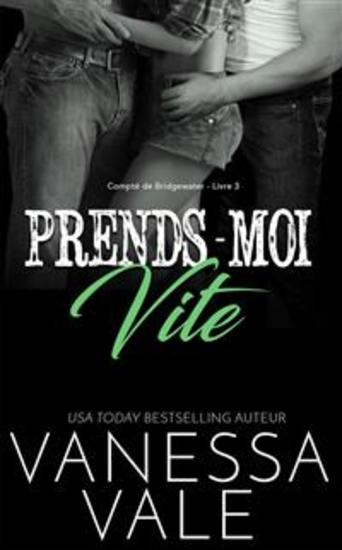 Prends-Moi Vite - cover