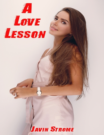 A Love Lesson - cover