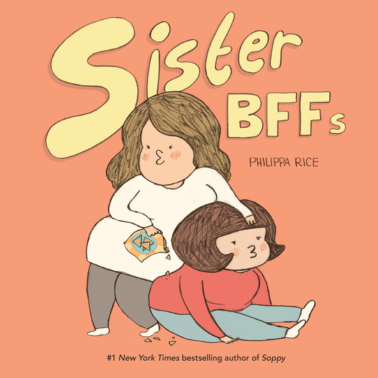 Sister BFFs - cover