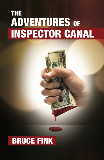 The The Adventures of Inspector Canal - cover