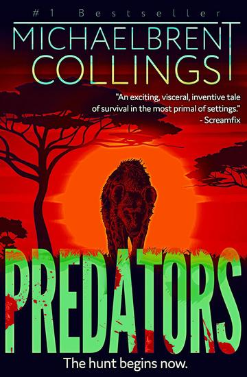 Predators - cover