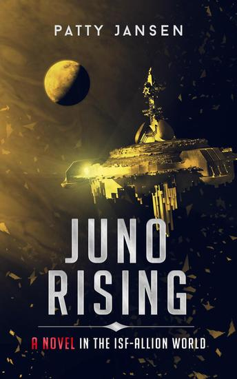 Juno Rising (ISF-Allion) - ISF-Allion - cover