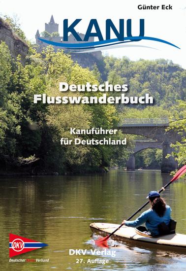 Deutsches Flusswanderbuch - Kanuführer für Deutschland - cover