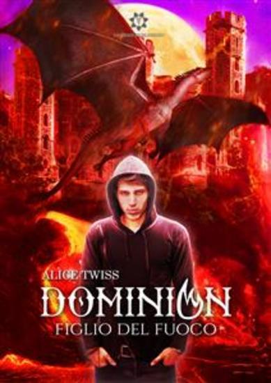 Dominion - Figlio del Fuoco - cover