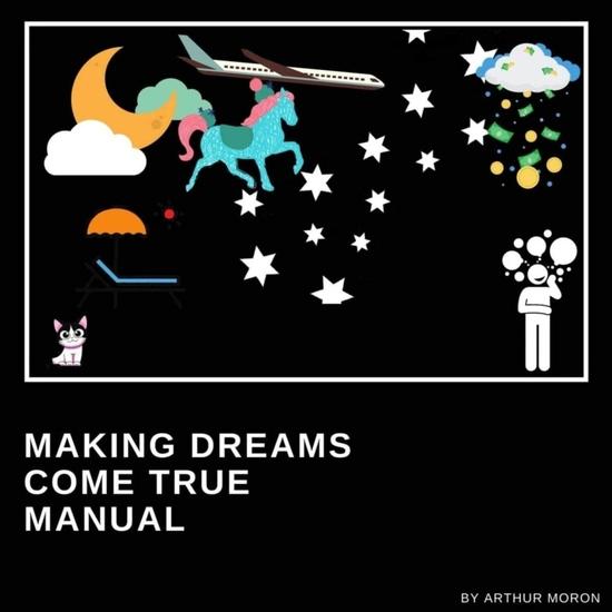 Making dreams come true manual - cover