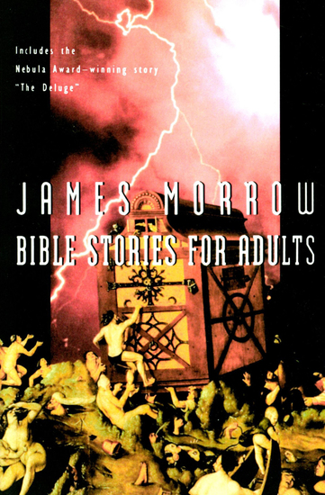 Bible Stories for Adults - cover