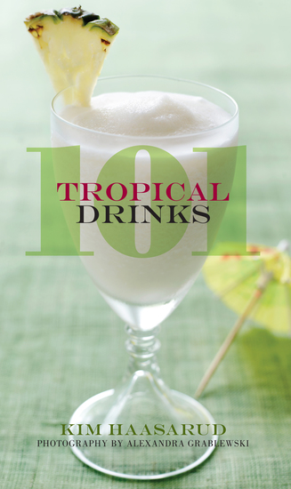 101 Tropical Drinks - cover