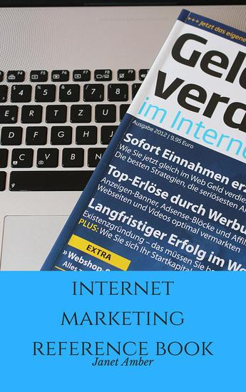 Internet Marketing Reference Book - cover