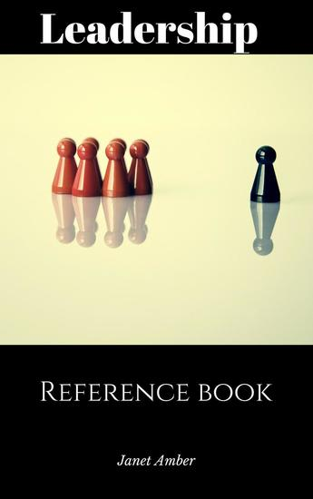 Leadership Reference Book - cover