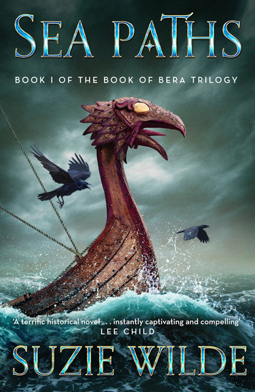 The Book of Bera - Sea Paths - cover