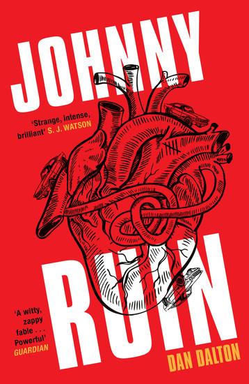 Johnny Ruin - cover